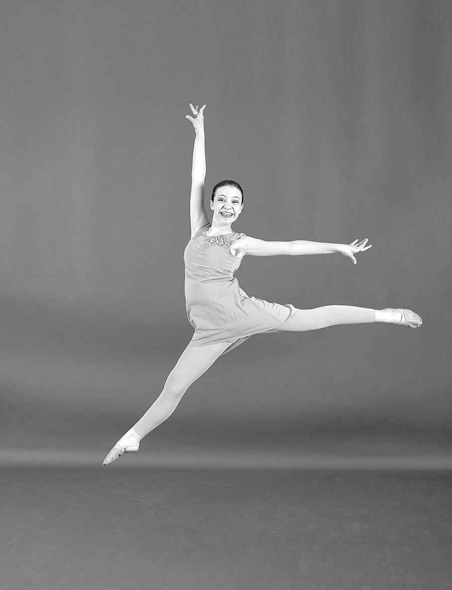 Confidence in dance